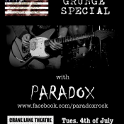 4th of July Grunge Special
