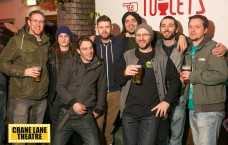The Barley Mob Paddy's 2014