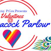 peacock parlour valentine