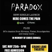 Paradox - May 25th Launch