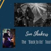 "The Sun Shakers "" Back To Us"" tour"
