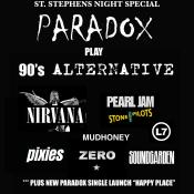 Paradox Stephens night special
